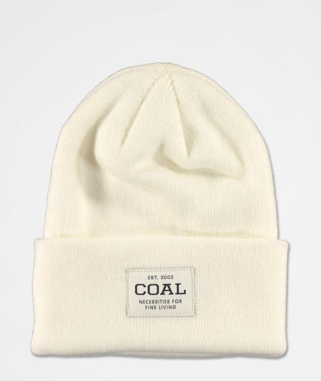 Coal Uniform gorro blanco