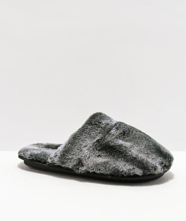 Cobian Minou Black Mule Slippers