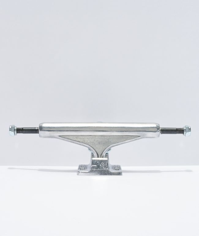 "Compound Polished Silver 5.75"" Skateboard Truck"