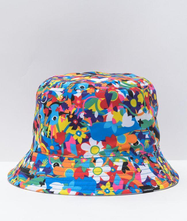 Converse 2021 Pride Bucket Hat