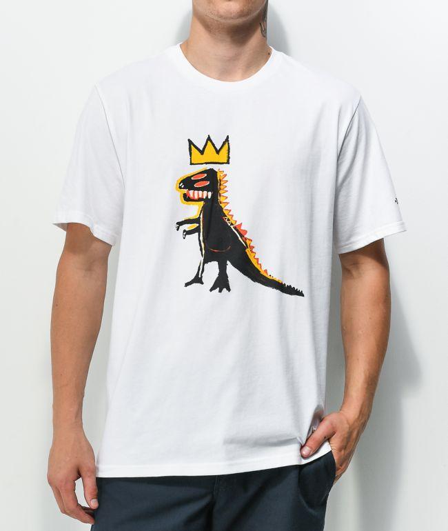 Converse Basquiat White T-Shirt