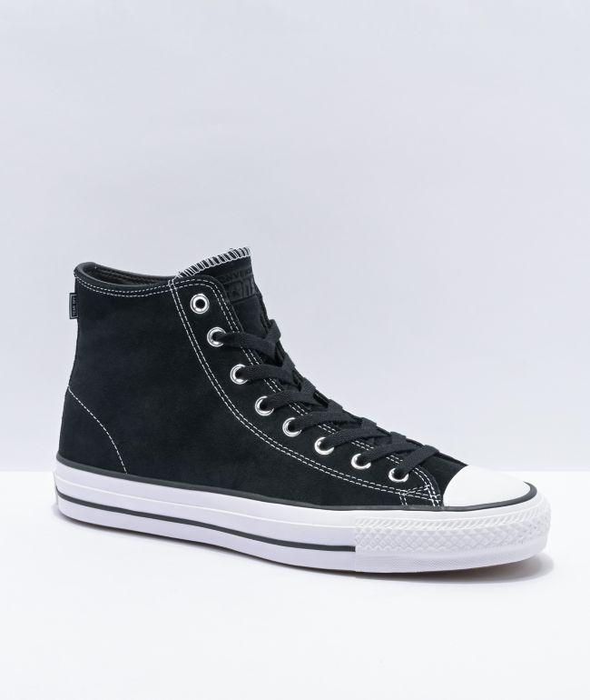 Converse CTAS Pro Hi Black \u0026 White