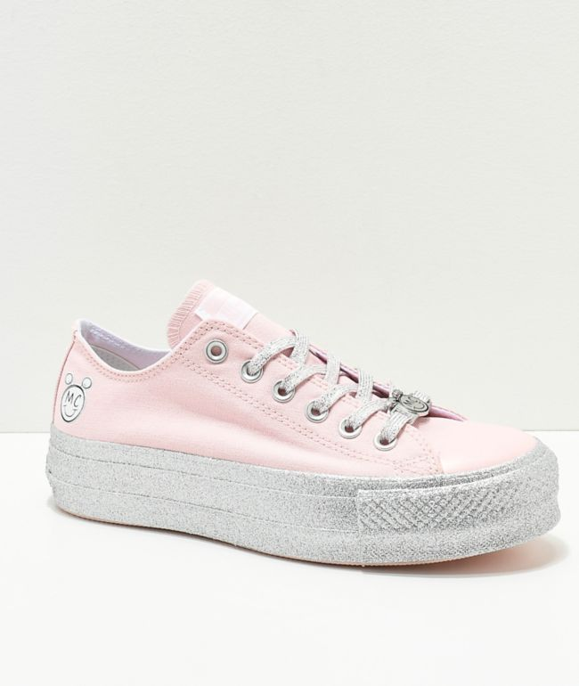 Converse x Miley Cyrus Lift Pink