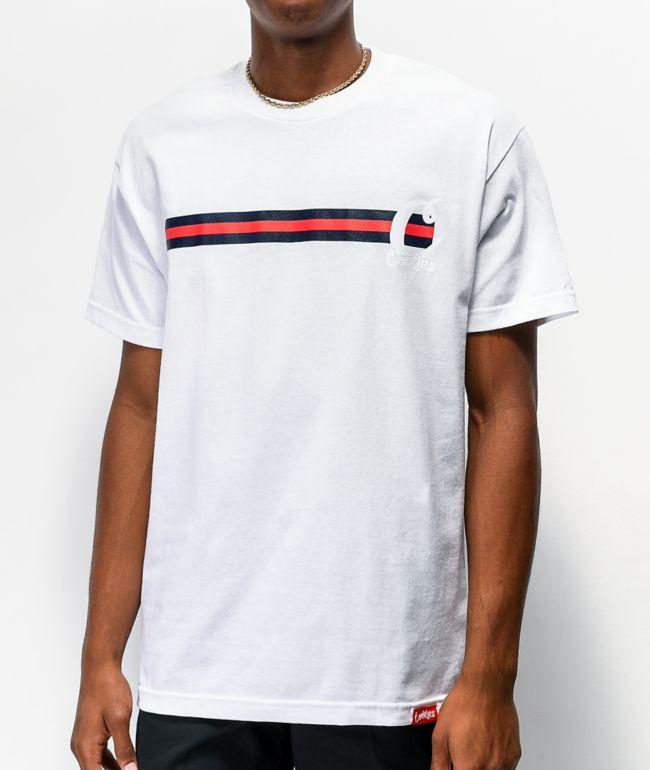 Cookies Front Runner White T-Shirt