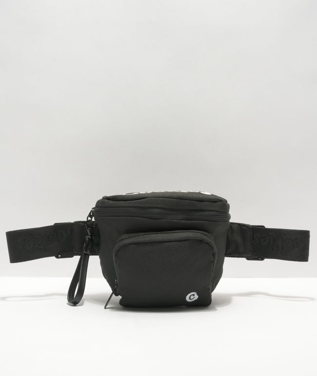 Cookies Smell Proof Black Fanny Pack