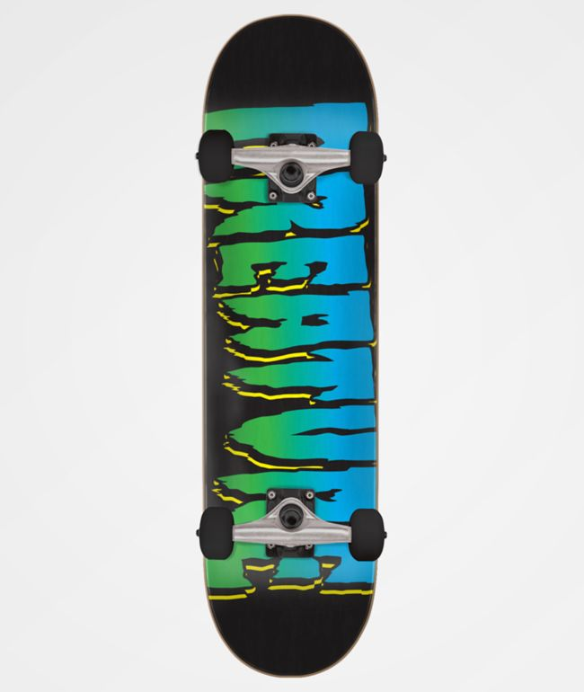 "Creature Logo Offset 8.25"" Skateboard Complete"