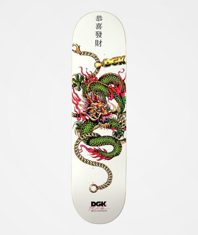 "DGK Boo Prosperity 8.0"" Skateboard Deck"
