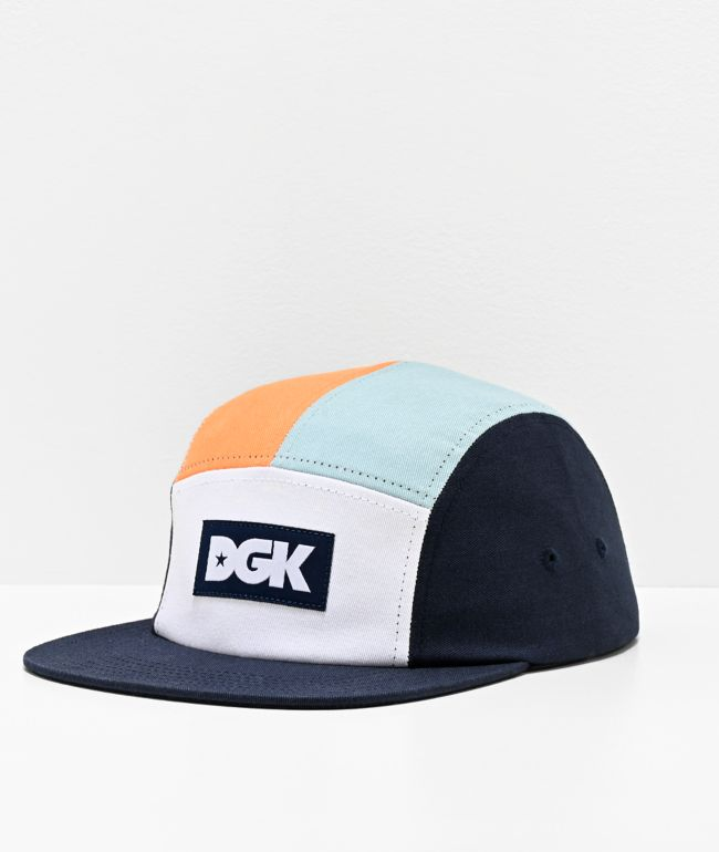DGK Pier gorra de 5 paneles