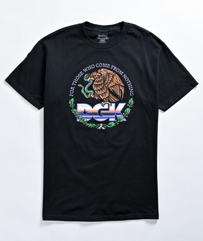 DGK Raza Black T-Shirt