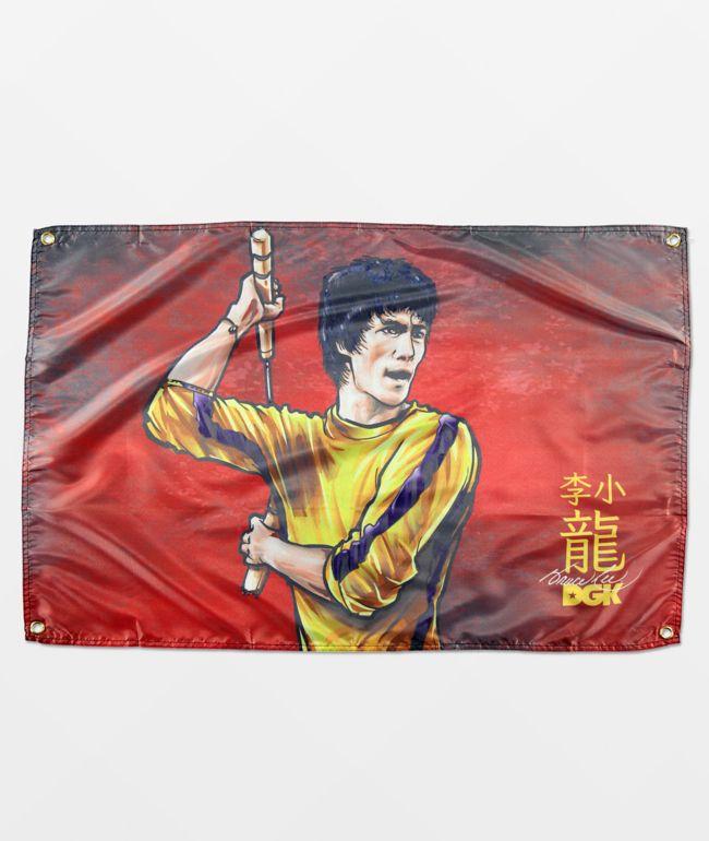 DGK x Bruce Lee Tech Banner