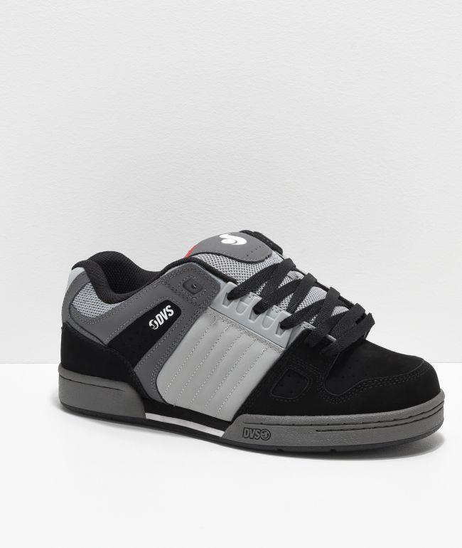 DVS Celsius Black, Grey, White \u0026 Red