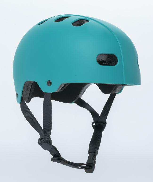 Destroyer Certified Turquoise Skateboard Helmet