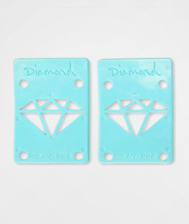 Diamond Supply Co. Rise & Shine Blue Riser Pads