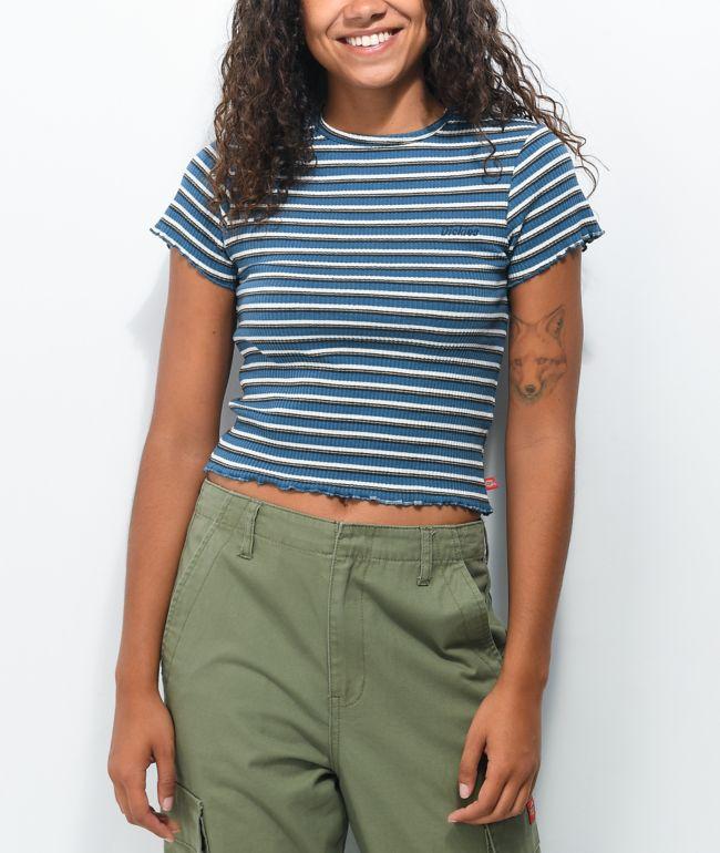 Dickies Blue Stripe Baby T-Shirt