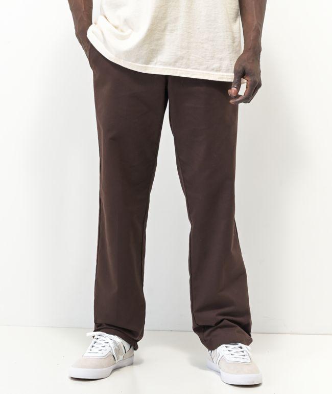 Dickies Flex Chocolate pantalones chinos de trabajo