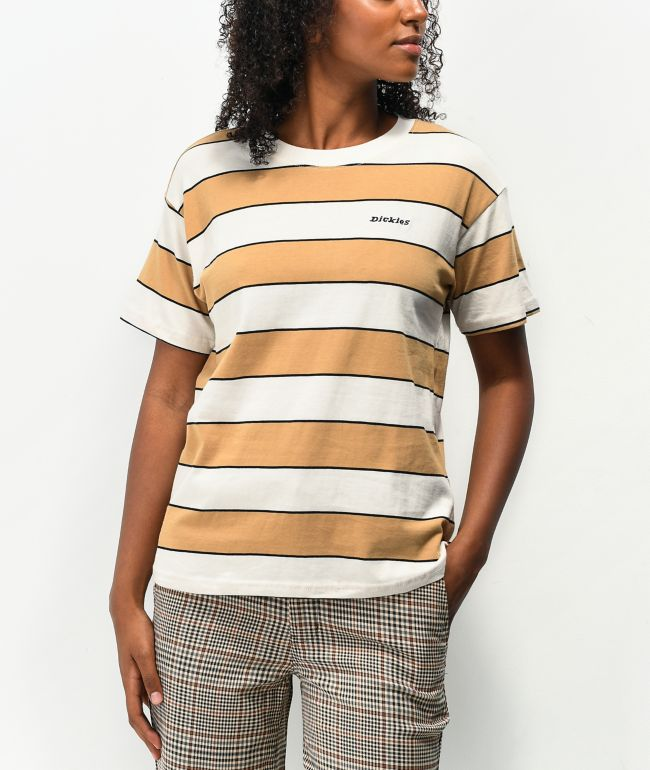 Dickies Ginger Stripe T-Shirt