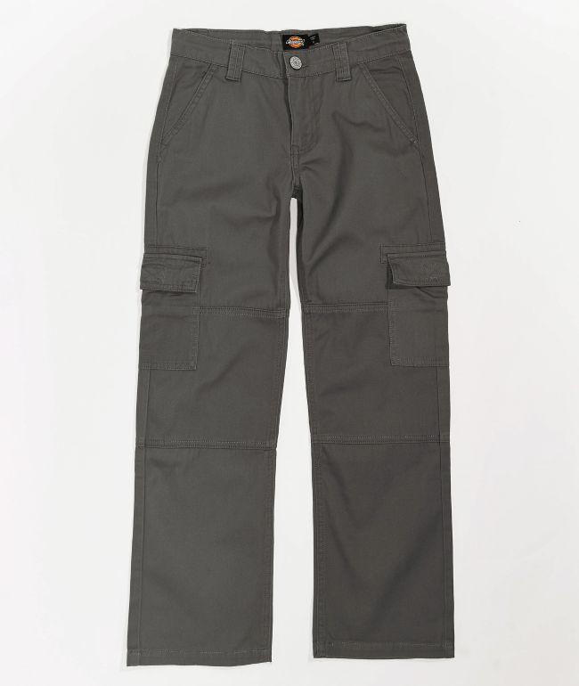 Dickies Grey Cargo Pants