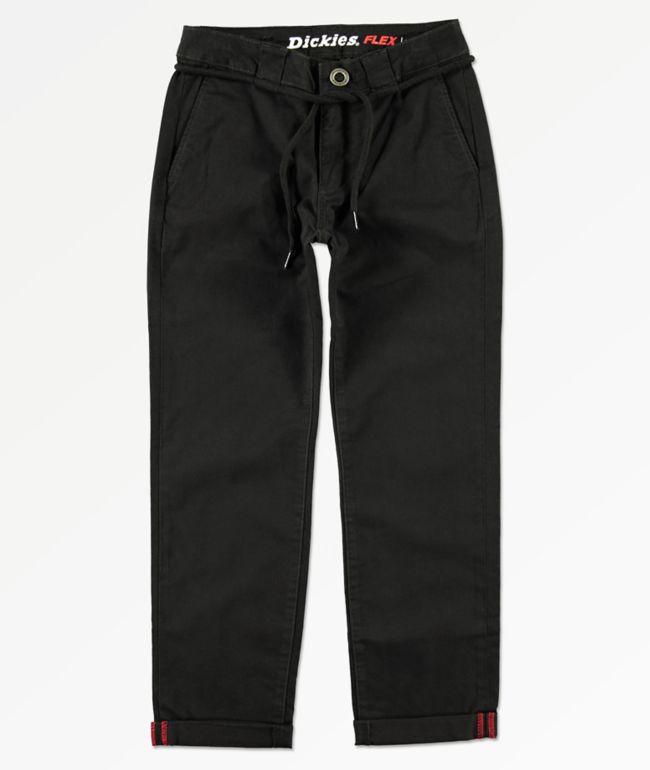 Dickies pantalones ajustados negros para niños