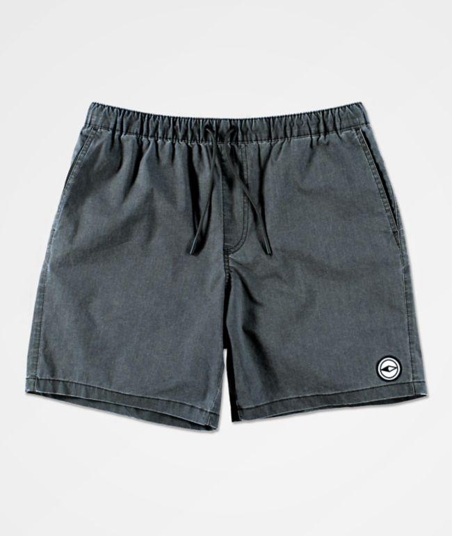 Dravus Terrapin Black Board Shorts