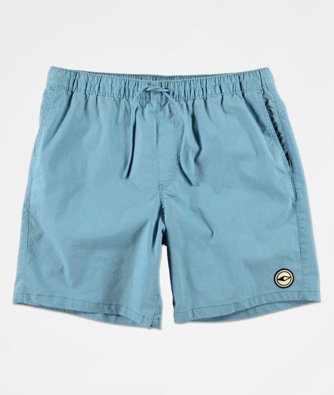 Dravus Terrapin Blue Board Shorts
