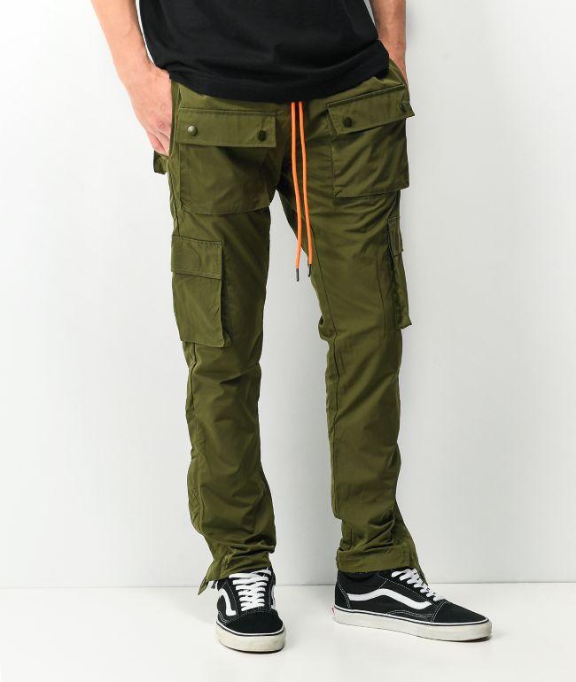 EPTM Snap Olive Cargo Pants
