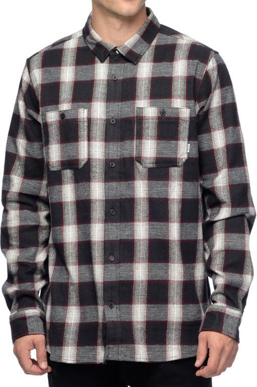 Element Mens Medford Flannel Shirt
