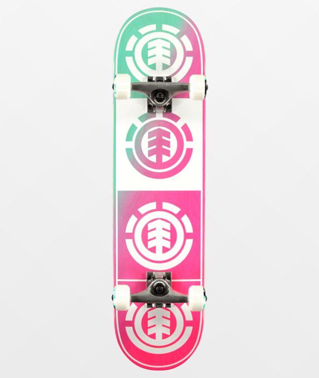 "Element Quadrant 7.75"" Skateboard Complete"