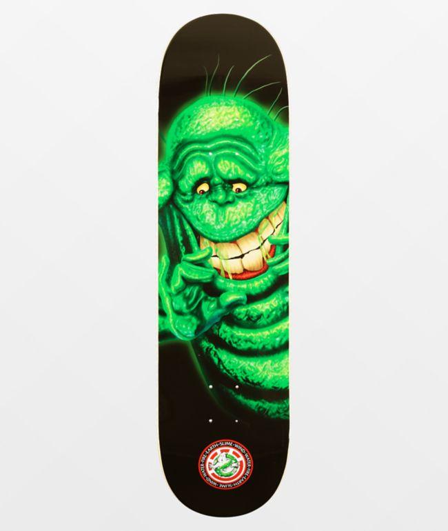 "Element x Ghostbusters Slimer 8.25"" Skateboard Deck"
