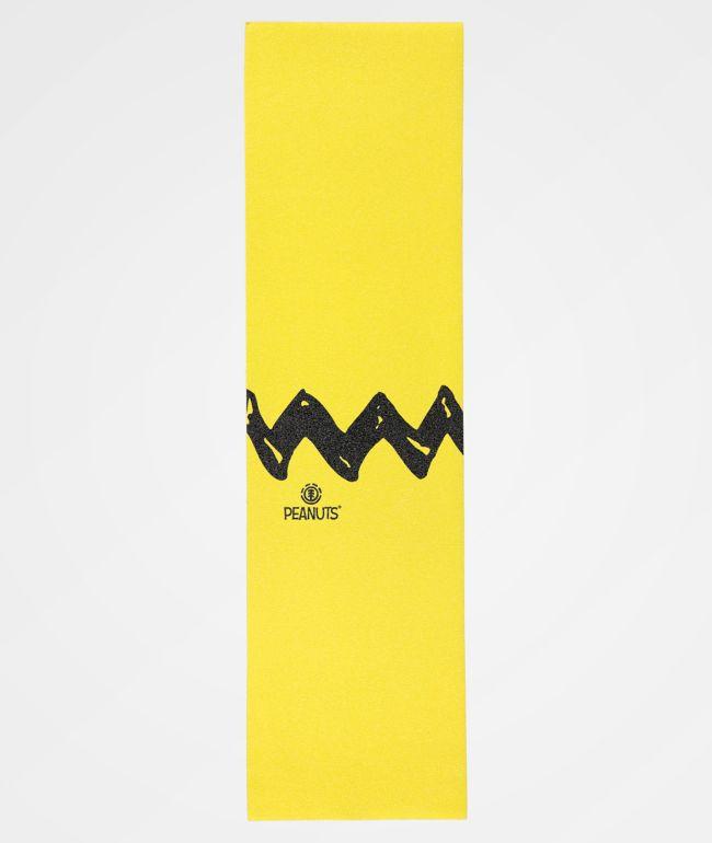 Element x Peanuts Charlie Brown Grip Tape