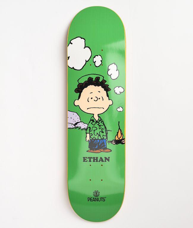 """Element x Peanuts Loy Roy 8.46"""" Skateboard Deck"""