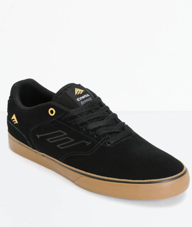 Emerica Reynolds Vulc Skate Shoes | Zumiez