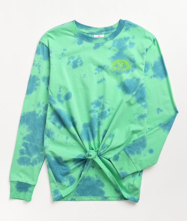 Empyre Bambino Blue Tie Dye T-Shirt