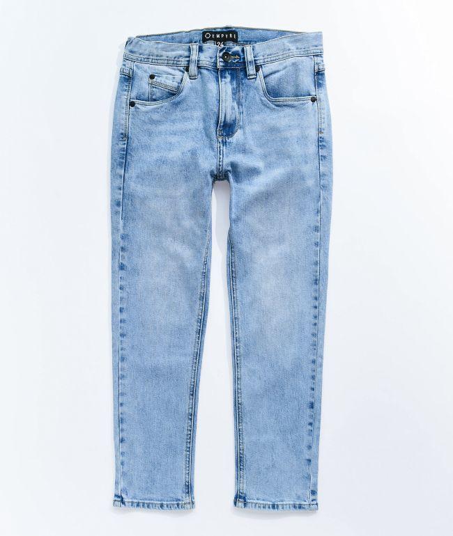 Empyre Boys Verge Jonah Light Wash Skinny Jeans
