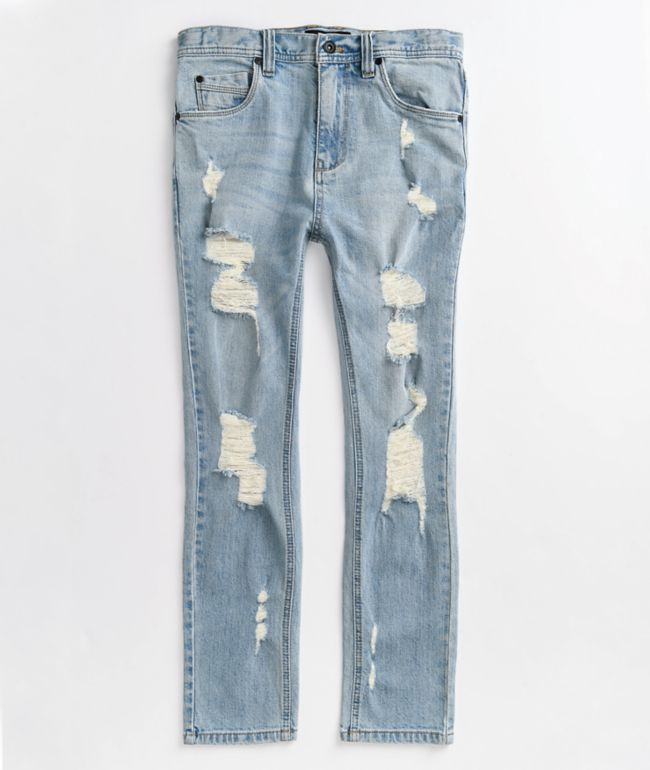 Empyre Boys Verge Sprint Denim Skinny Jeans