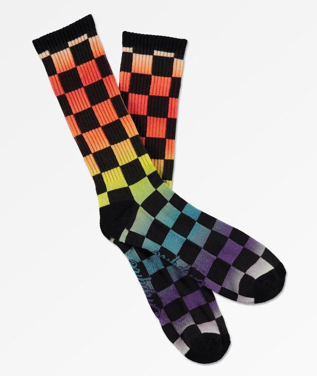Empyre CheckCheck Crew Socks