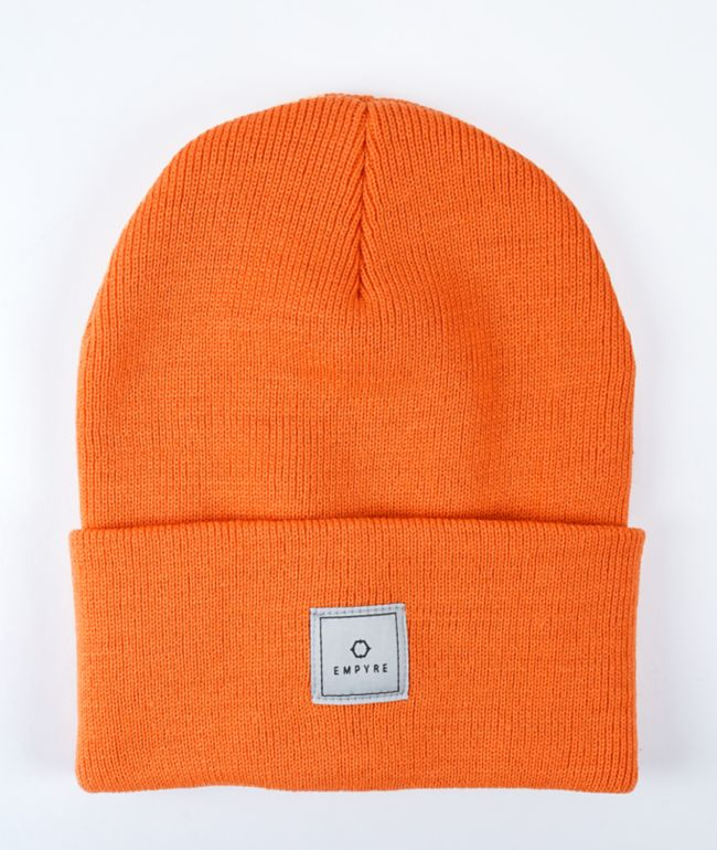 Empyre Drone Orange Beanie
