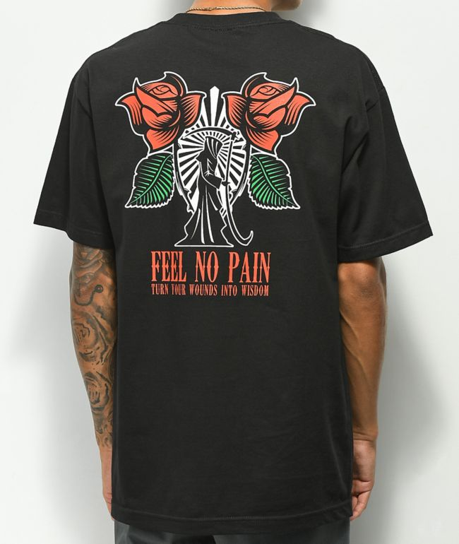 Empyre No Pain Black T-Shirt