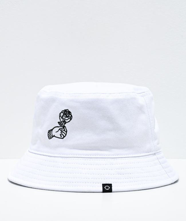Empyre One Hundo White Bucket Hat