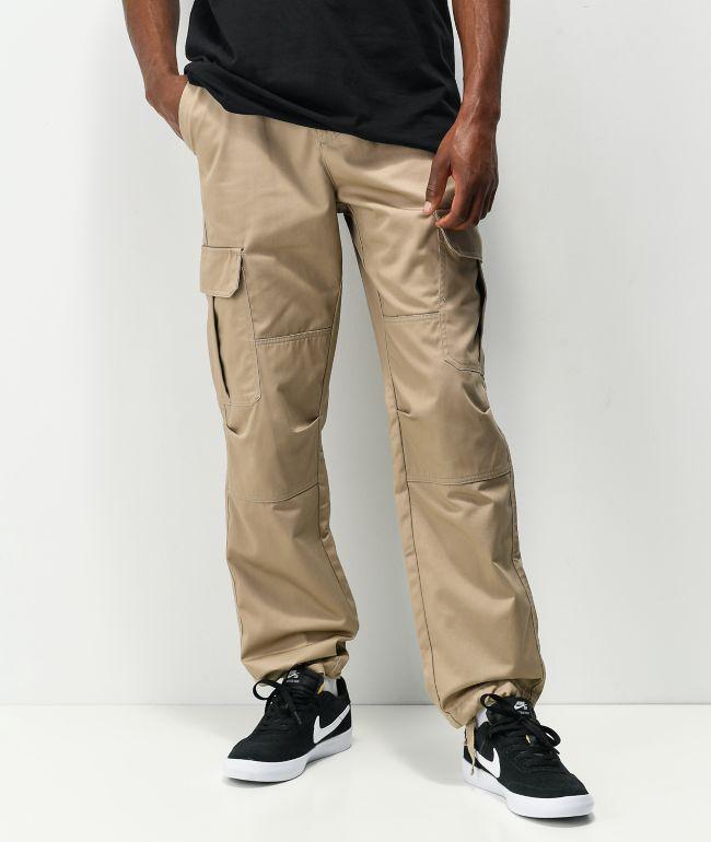 Empyre Orders Khaki Cargo Pants
