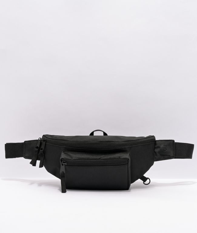 Empyre Packer Black Fanny Pack