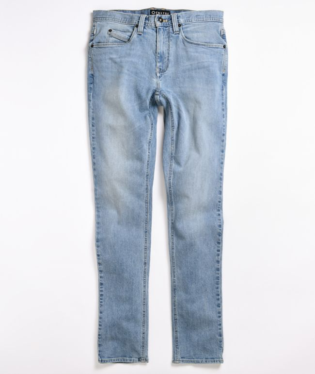 Empyre Recoil Sprinted Denim Skinny Jeans