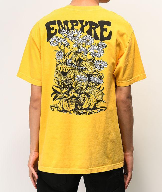 Empyre Taking Out The Rats camiseta dorada