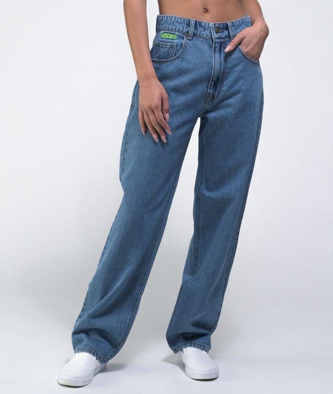 Empyre Tori Billie Wash Skate Jeans