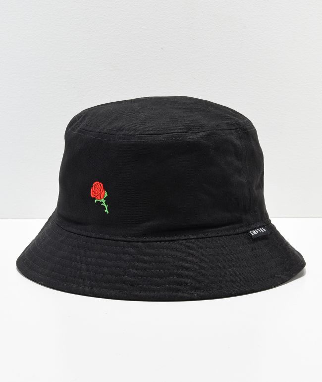 Empyre sombrero de cubo negro