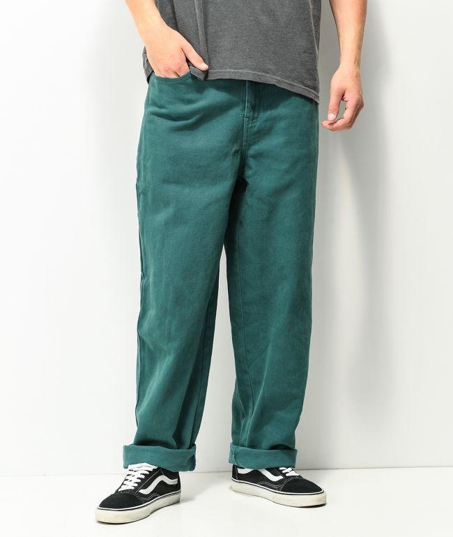 Enjoi 40oz Pine Denim Skate Jeans