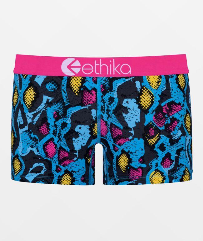 Ethika Punk Viper Boyshort Underwear