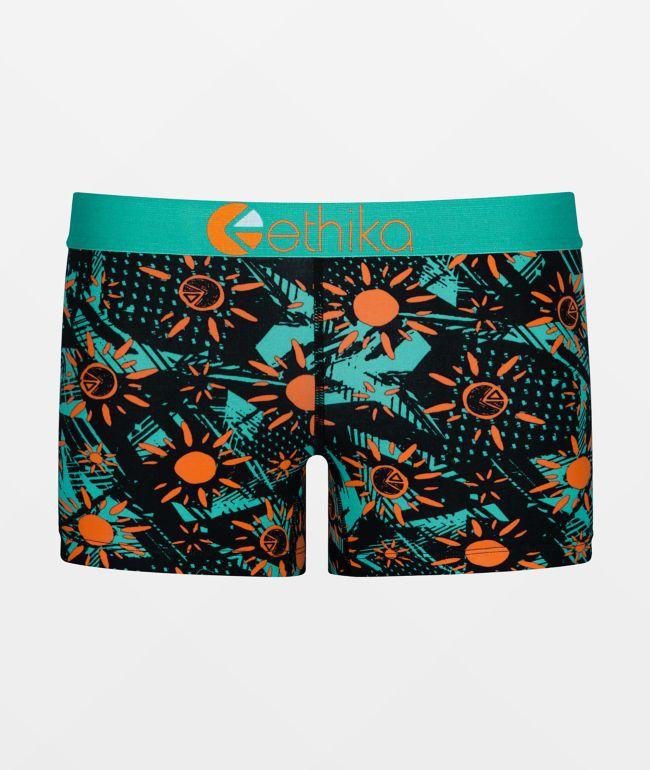 Ethika Summer Daze Boyshort Underwear