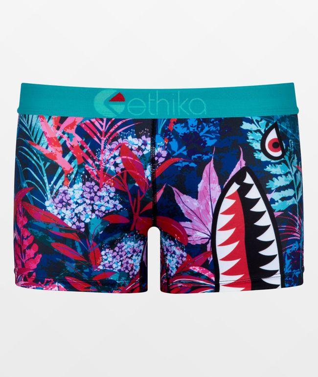 Ethika Tropic Bomber Boyshort Panty