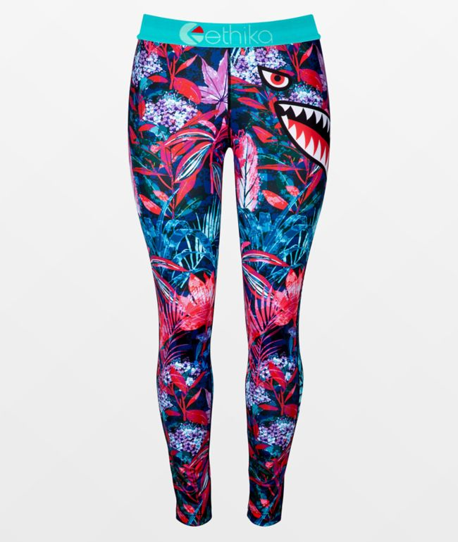 Ethika Tropical Bomber Leggings