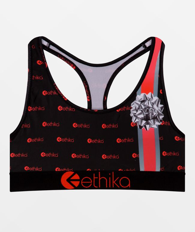 Ethika Wrap It Up Sports Bra